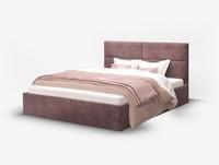 Кровать Сити ткань 5 цветовых решений