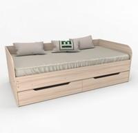 Кровать-софа 1-0.9 все размеры