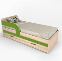 Кровать-софа 6 - 2 выдвижных ящика