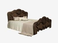 Кровать Жасмин ТР 160 и 140 размеры