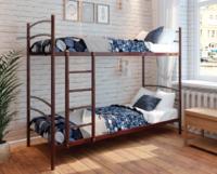 Кровать кованая двухъярусная Хостел Duo
