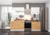 Кухня Дуся, 2 м - 3 цвета