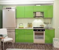 Кухня София Олива 2,1 м - 4 цвета