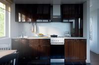 Модульная кухня Лира орех