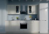 Модульная кухня Лира береза