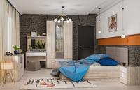 Модульная система для спальни Элен