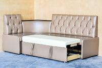 Недорогой кухонный диван Лофт-5