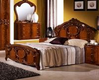 Кровать Ольга Орех