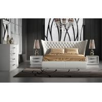 Шикарная кровать Майями Франко