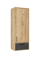 Шкаф навесной ШН-1 с ящиком Лофт