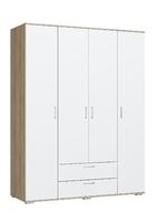 Шкаф ШР 4 с ящиками Лайт