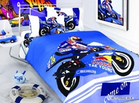 Постельное белье MOTORBIKE-BIUE