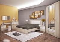 Спальный гарнитур Ника набор 1