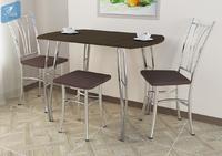 Стол обеденный МДФ №2 - 2 цвета