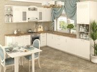 Набор мебели для кухни Тиффани угловая