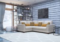 Угловой диван-кровать Самсон