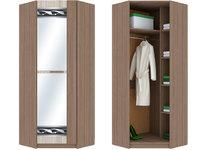 Угловой шкаф для одежды Марица