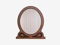 Зеркало Кэт-2 Эвита донской орех