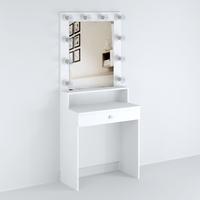 Туалетный стол Париж с зеркалом